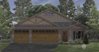 Worley Single Family Home For Sale: NKA S Finnebott Rd #LOT 12