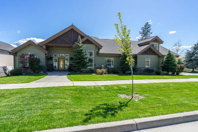 Hayden Single Family Home For Sale: 793 E Arena Loop