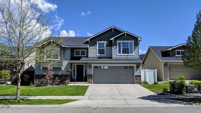 Hauser Lake, Post Falls Single Family Home For Sale: 1691 W Yaquina Dr