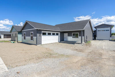 Post Falls Single Family Home For Sale: 1728 N Silo St