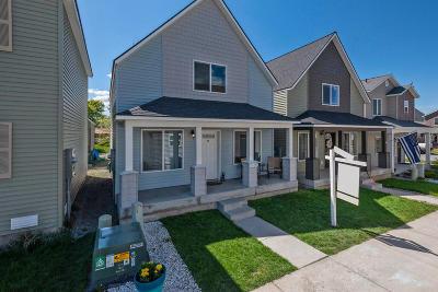 Post Falls Single Family Home For Sale: 1621 E Zoey Ct