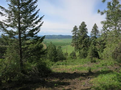 Benewah County Residential Lots & Land For Sale: Nka Agency Rd