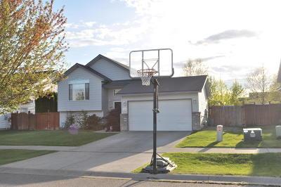 Hauser Lake, Post Falls Single Family Home For Sale: 3204 N Alfalfa Loop