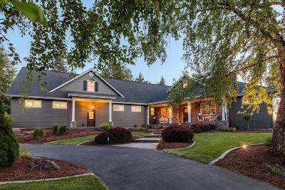 Coeur D'alene, Dalton Gardens Single Family Home For Sale: 4367 S Cloudview Dr