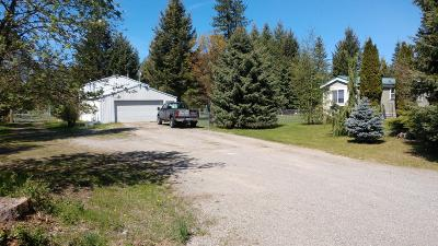 Rathdrum Mobile/Manufactured For Sale: 17189 N Wilkinson Rd