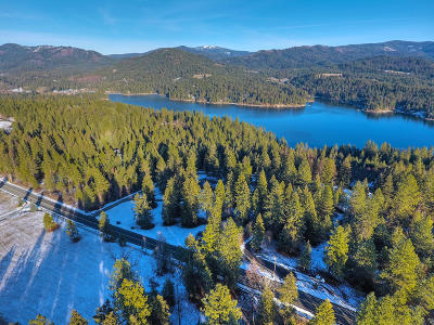 Hayden Residential Lots & Land For Sale: Hayden Lake Rd