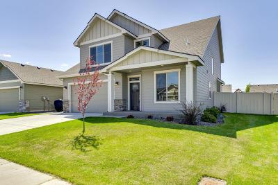 Post Falls Single Family Home For Sale: 4686 E Fennec Fox Ln