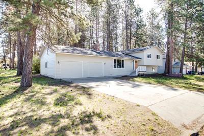 Hauser Lake, Post Falls Single Family Home For Sale: 106 N Ridgewood Dr