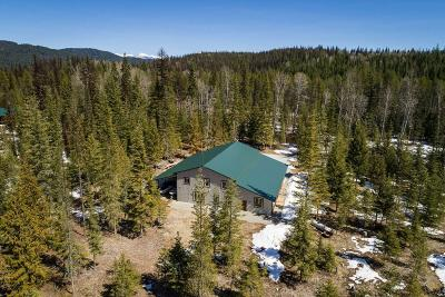 Priest Lake Single Family Home For Sale: 37144 Hwy. 57