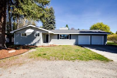 Hayden Single Family Home For Sale: 1341 E Burnham Ave