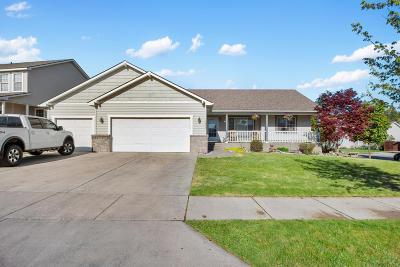 Hauser Lake, Post Falls Single Family Home For Sale: 1518 N Willamette Dr