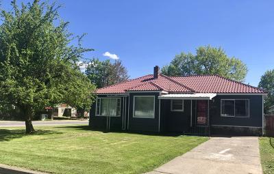 Coeur D'alene Single Family Home For Sale: 1026 E Garden Ave