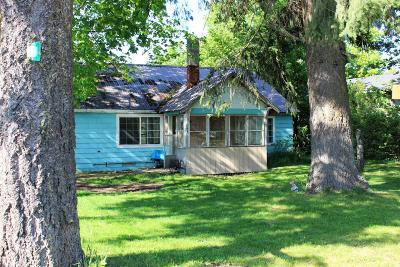 Hayden, Hayden Lake Single Family Home For Sale: 617 W Miles Ave