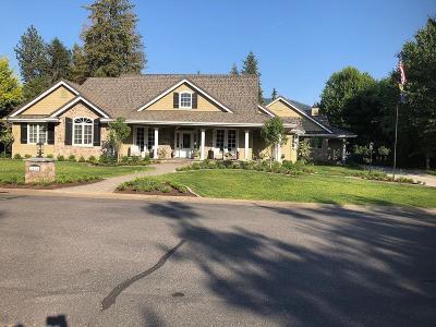 Hayden Single Family Home For Sale: 2484 E Woodstone Dr