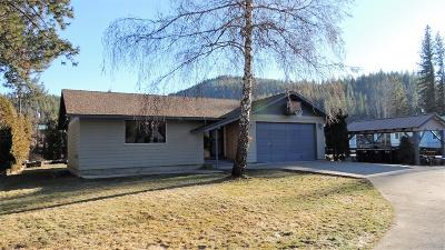 Shoshone County Single Family Home For Sale: 701 1st St