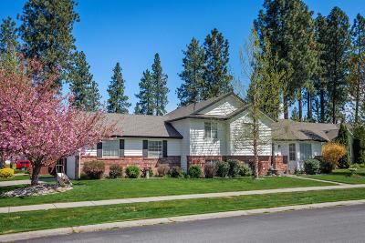 Post Falls Single Family Home For Sale: 5020 E Mossberg Cir