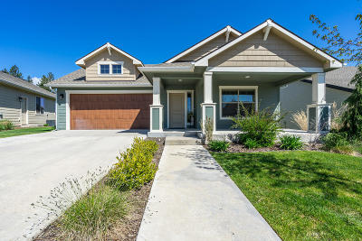 Coeur D'alene Single Family Home For Sale: 3194 W Bernoulli Loop