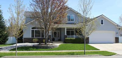 Hayden Single Family Home For Sale: 11464 N Rocking R Rd