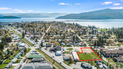 Sandpoint Residential Lots & Land For Sale: NNA S Olive Ave