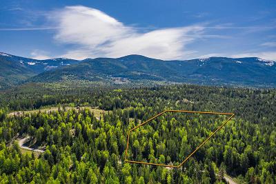Sandpoint Residential Lots & Land For Sale: Lot 6 Rising Hawk Ridge