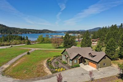 Priest Lake, Priest River Single Family Home For Sale: 110 Keyser Lane