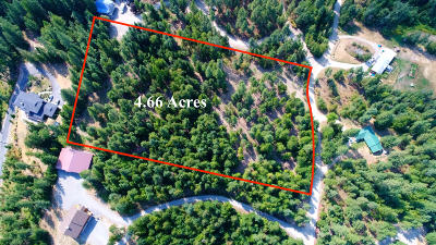 Sandpoint Residential Lots & Land For Sale: Lot 7 Wood View Rd
