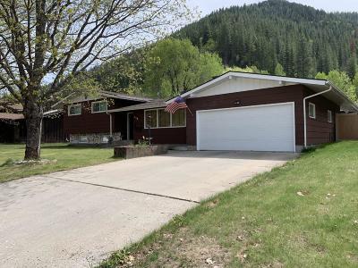 Shoshone County Single Family Home For Sale: 115 W. Fir