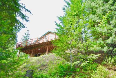 Sandpoint Single Family Home For Sale: 821 Fox Glen Rd
