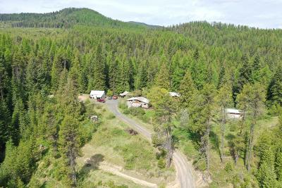 Santa Single Family Home For Sale: 5839 Tyson Creek Rd.