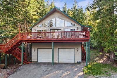 Hayden Single Family Home For Sale: 6070 E Hayden Lake Rd
