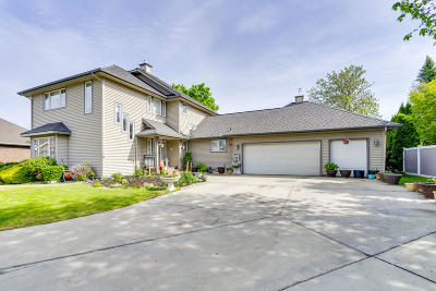 Post Falls Single Family Home For Sale: 750 N Skye Ct