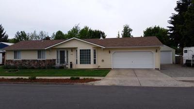Coeur D'alene Single Family Home For Sale: 3828 W Sherlock Ave