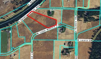 Hauser, Post Falls Residential Lots & Land For Sale: NKA W Calm Waters Ct