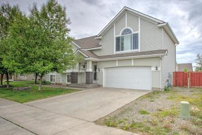 Hayden Single Family Home For Sale: 2524 W Blackberry Loop