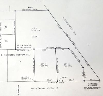 Coeur D'alene Residential Lots & Land For Sale: 1911 E Montana Ave