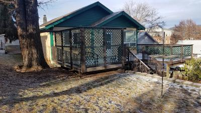 St. Maries ID Single Family Home For Sale: $170,000
