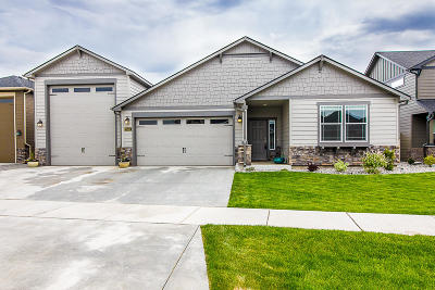 Post Falls Single Family Home For Sale: 3562 N Croghan Dr
