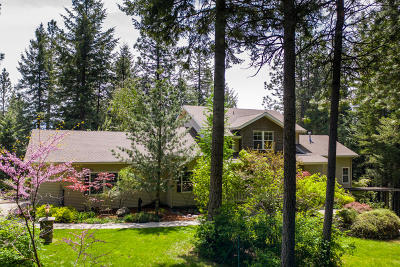 Rathdrum Single Family Home For Sale: 14845 W Pauline Trl