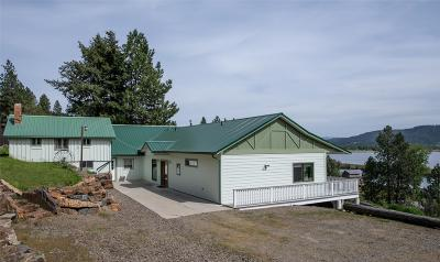 St. Maries Single Family Home For Sale: 89281 Highway 3