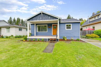 Coeur D'alene Single Family Home For Sale: 1517 E Coeur D Alene Ave