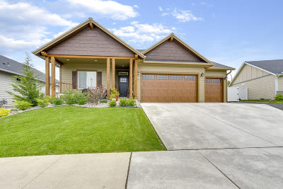 Rathdrum Single Family Home For Sale: 13502 N Shimmering Ct