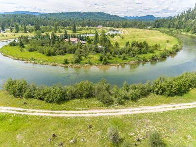 Priest River Residential Lots & Land For Sale: Lw Mud Gulch Rd