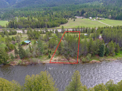 Bonners Ferry Residential Lots & Land For Sale: Lot 18 Moyie River Rd