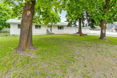 Hayden Single Family Home For Sale: 1335 W Miles Ave