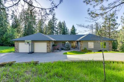 Coeur D'alene, Dalton Gardens Single Family Home For Sale: 981 N. Victorian Dr
