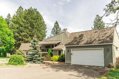 Rathdrum Single Family Home For Sale: 21338 N Circle Rd