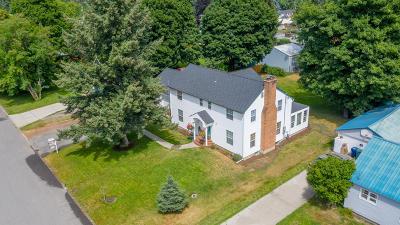 Coeur D'alene, Dalton Gardens Single Family Home For Sale: 622 N 19th St