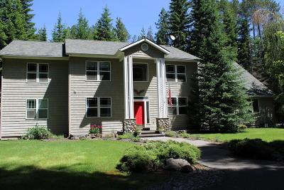 Hayden, Hayden Lake Single Family Home For Sale: 2679 E St James Ave