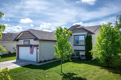Coeur D'alene Single Family Home For Sale: 2912 W Elmwood Dr