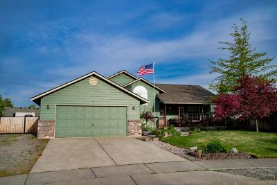 Post Falls Single Family Home For Sale: 3720 N Walrus Ct